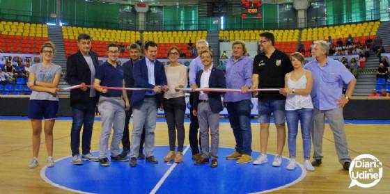 Finalmente è 'Carnera': inaugurato il palasport di Udine