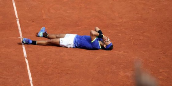 Nadal, decimo trionfo a Parigi. Il più grande record del tennis