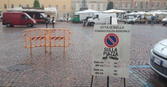 I lavori inizieranno oggi (© Comune di Biella)