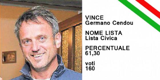 Germano Cendou riconfermato alla guida di Savogna (© Diario di Udine)