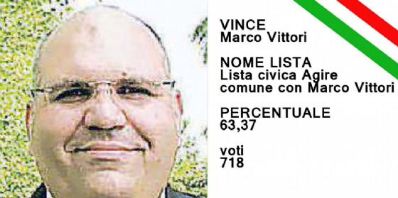 Marco Vittori è stato eletto sindaco di Sagrado (© Diario di Gorizia)
