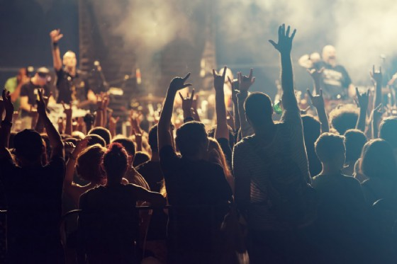 A Ivrea il Miscela Rock Festival (© melis - shutterstock.com)