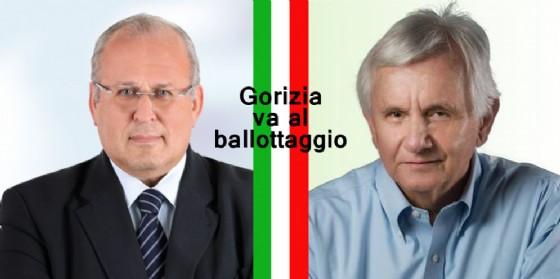 Gorizia va al ballottaggio, secondo turno tra Ziberna-Collini (© Diario di Gorizia)