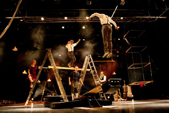 16° Festival Internazionale Sul Filo del Circo