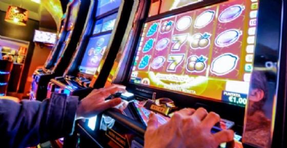 Slot machine (© Diario di Biella)