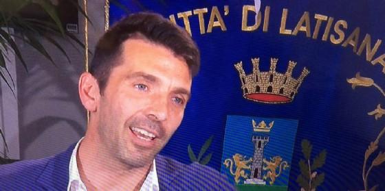 Gianluigi Buffon (© Diario di Udine)