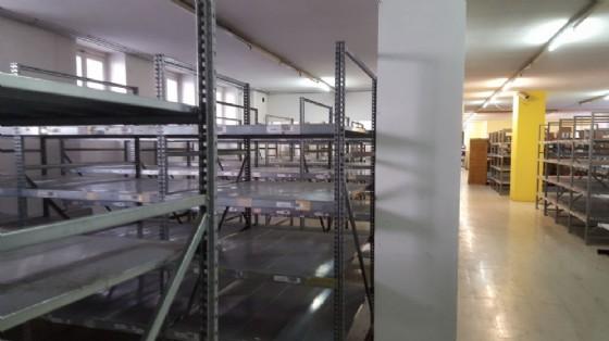 Il magazzino aspetta tutte le aziende e le associazioni del Biellese