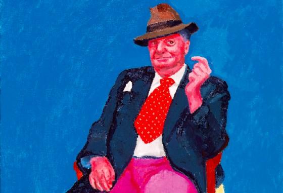 A Venezia le opere di David Hockney