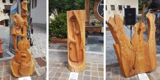 Risonanze: premiati i vincitori della gara di scultura
