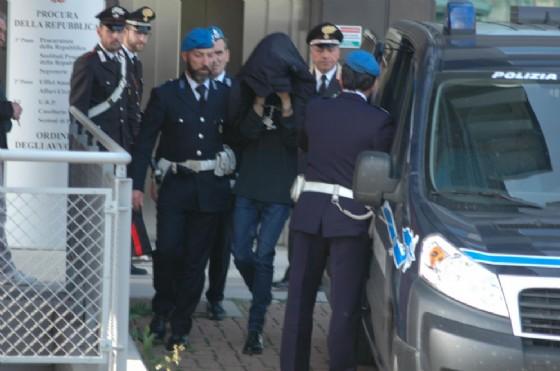 Gabriele Defilippi, accusato dell'omicidio di Gloria Rosboch (© Andrea Bucci/Ansa)