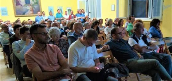 Parte del pubblico presente in sala (© Diario di Biella)
