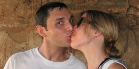 La coppia, in uno scatto di qualche anno fa (© Fricano)