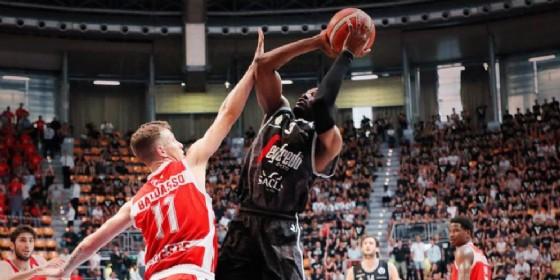 Comincia con una sconfitta la Finale play off per Trieste (© Pallacanestro Ts)