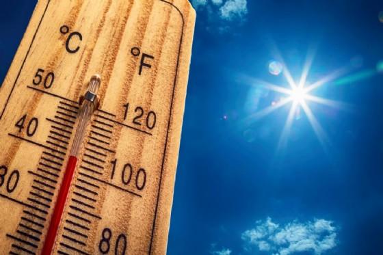 Temperature in rialzo in Italia a causa del riscaldamento globale