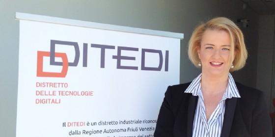 Scelta la nuova project manager del Ditedi (© Ditedi)