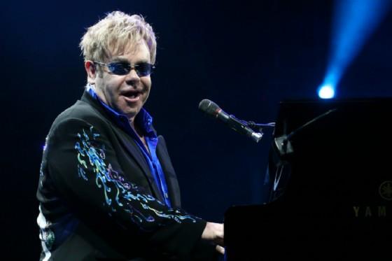 Elton John a Klagenfurt (© Alexander Mazurkevich - shutterstock.com)