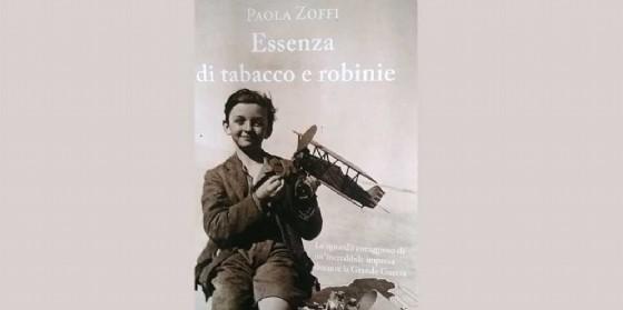 """Nuovo appuntamento alla Bsi di Gorizia con il romanzo di Paola Zoffi """"Essenza di tabacco e robinie"""" (© Bsi di Gorizia)"""