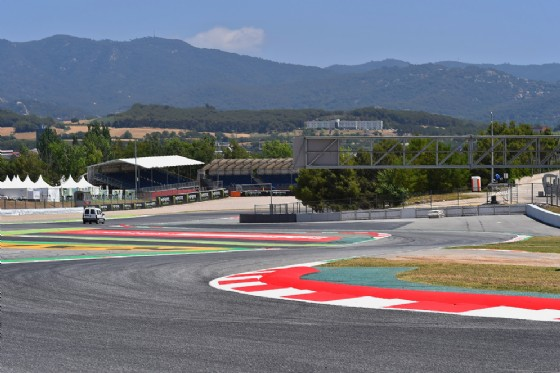 La famigerata ultima chicane del circuito di Barcellona
