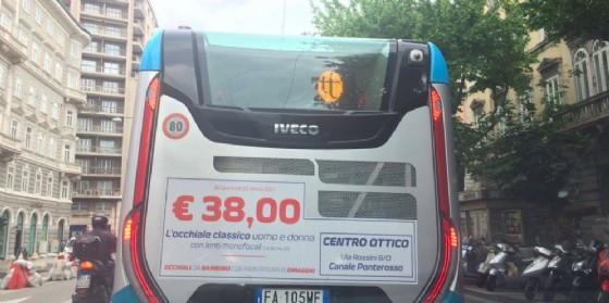 Trieste Trasporti propone un innovativo sistema di videosorveglianza sui bus (© Diario di Trieste)