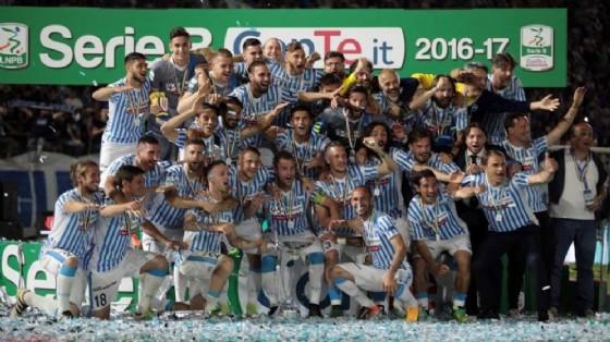 Una squadra di serie A torna in ritiro in Alto Friuli (© Spal)