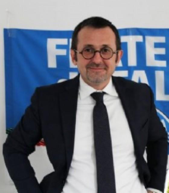 Il responsabile cultura di Fratelli d'Italia Andrea Delmastro
