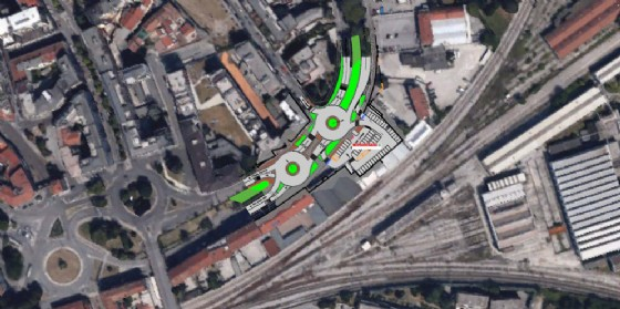 Viale XXIII Marzo: dal 19 giugno al via i lavori per le rotatorie (© Comune Udine)
