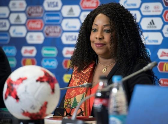 FIFA Secretary General Fatma Samourasaid Russia's readiness had 'surpassed expectations'