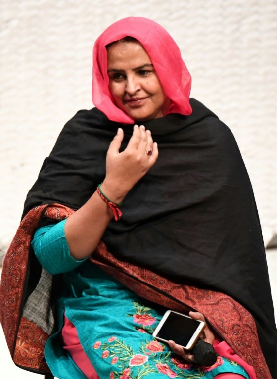 Pakistani human rights activist Mukhtar Mai says she holds little hope that the legal system in her country would ever render her justice