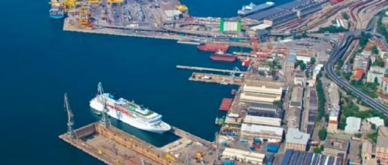 Il porto di Trieste (© Adriaports)