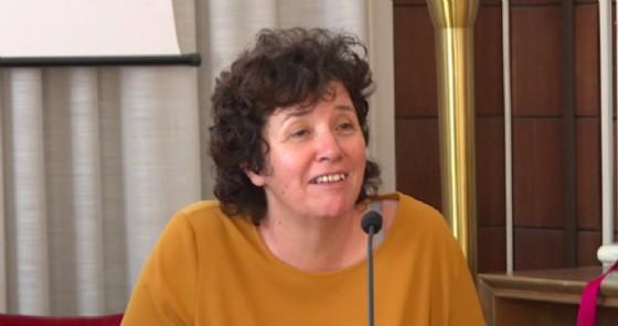 Loredana Panariti, assessore regionale al Lavoro