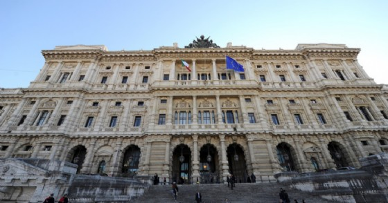La Corte di Cassazione a Roma