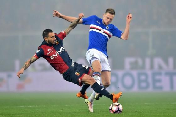 Milan Skriniar, difensore slovacco della Sampdoria