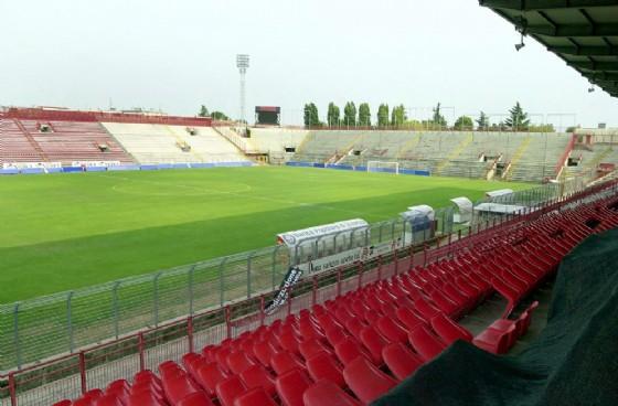 Lo stadio Romeo Menti di Vicenza
