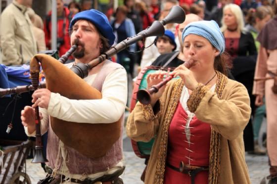 «Festa Templare» a San Giusto Canavese (© Sam DCruz - shutterstock.com)