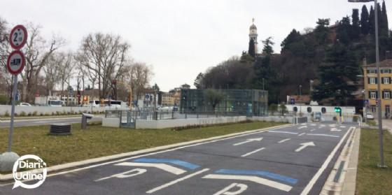 Park Primo Maggio: in arrivo l'abbonamento diurno (© Diario di Udine)