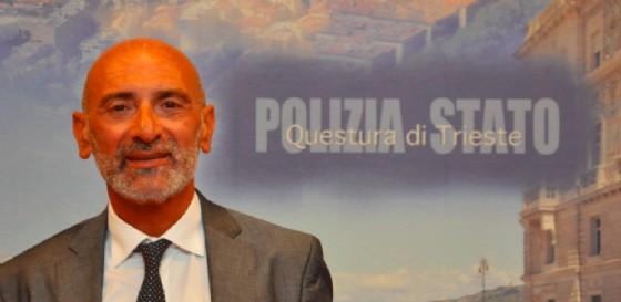 Lucio Pennella, nuovo Vicario del Questore (© Polizia di Stato)
