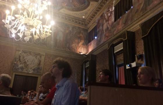 Da mezzo mondo a Udine per studiare la scienza meccanica
