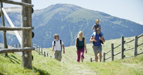 Escursioni in famiglia