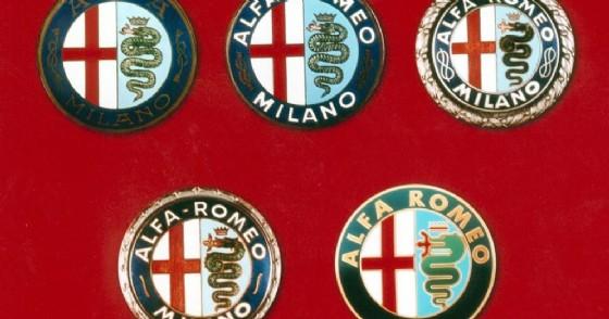 L'evoluzione del marchio Alfa Romeo nella storia