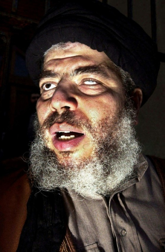 Egyptian preacher Abu Hamza controlled the Finsbury Park mosque from 1997 to early 2003