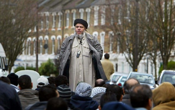 Abu Hamza jailed for seven years in 2006 for inciting murder and racial hatred