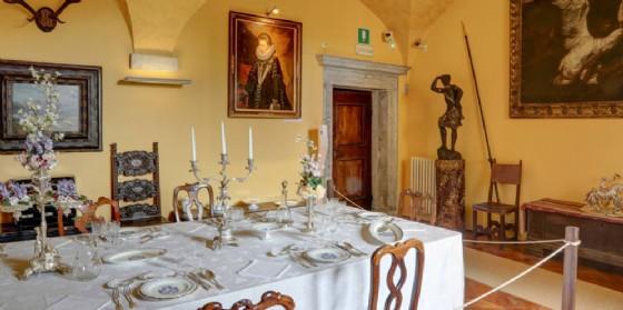 'Una sera con Maria Teresa' e poi degustazione di strudel (© Fondazione Coronini)