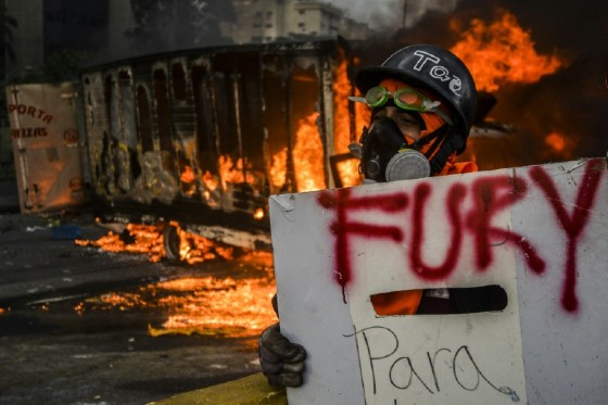 More than 70 people have been killed since the start of opposition protests against Venezuelan President Nicolas Maduro on April 1