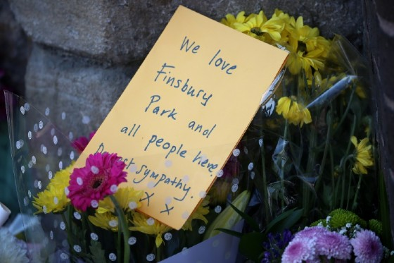 Tributes to the victims of the van attack in Finsbury Park brought together Muslims and Jews in a show of solidarity against terrorism