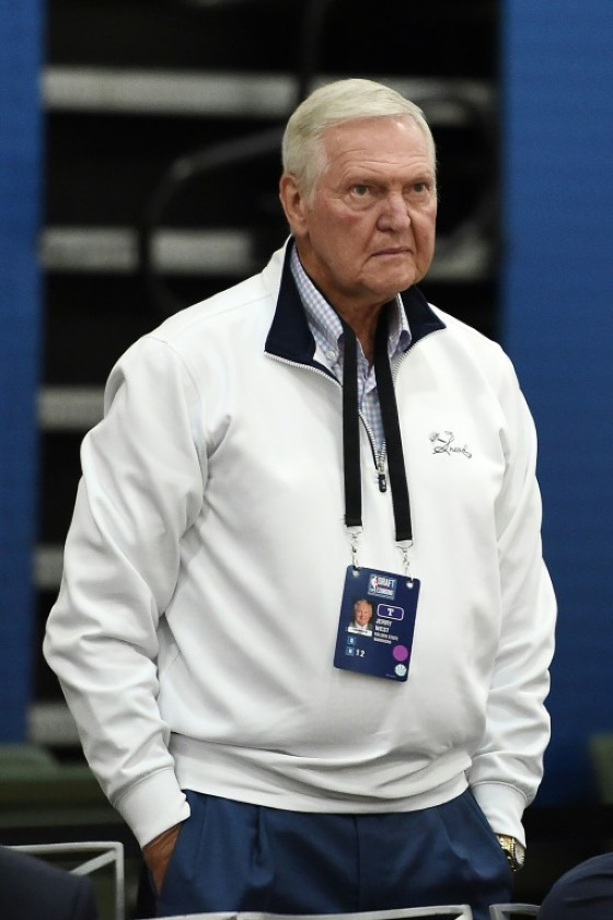 NBA Hall of Famer and executive board member of the Golden State Warriors Jerry West has been named a consultant to the Los Angeles Clippers