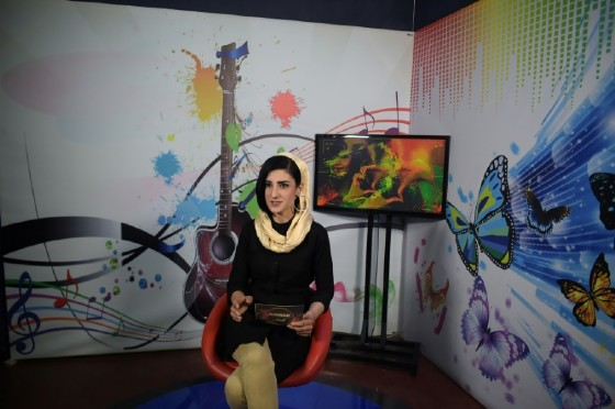 A new magazine and television channel have bold ambitions to use their mass media platforms to change attitudes and inform Afghans of their rights.
