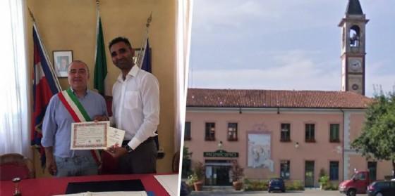 Una nuova cittadinanza italiana a Mongrando per un uomo di origine indiana (© Diario di Biella)