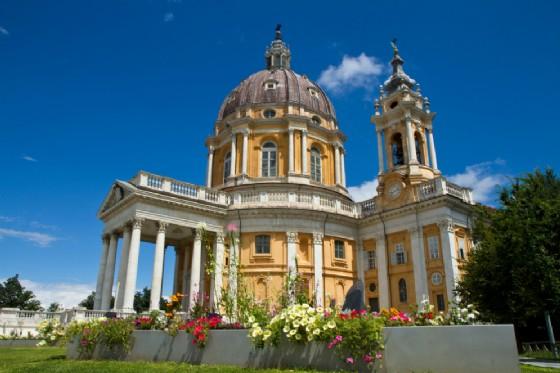 300 anni dalla posa della prima pietra della Basilica di Superga (© Luca Santilli - shutterstock.com)