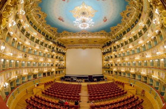 Al Teatro La Fenice La sonnambula di Bellini