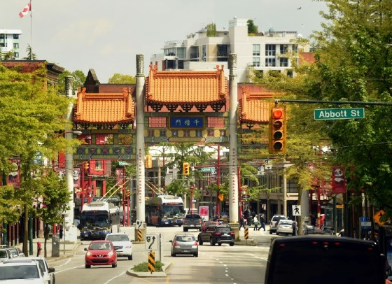 Vancouver has a dedicated China Town and Canada overall has been a popular choice for those emigrating from Hong Kong. The US and Australia are also popular destinations.
